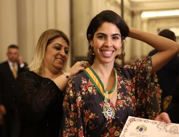 Medalha da Ordem ao Mérito da gastronomia – 2016