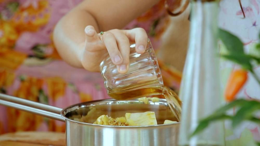 Molho barbecue de abacaxi: receita da Bela Gil